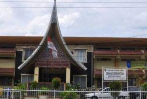 dinas kesehatan sumatera barat