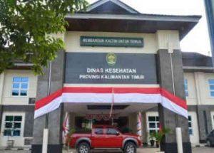 Dinas Kesehatan Kalimantan Timur