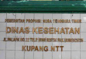 Kantor Dinas Kesehatan Ntt